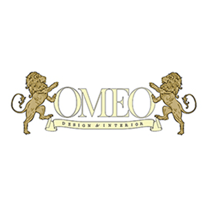 Omeo design logo