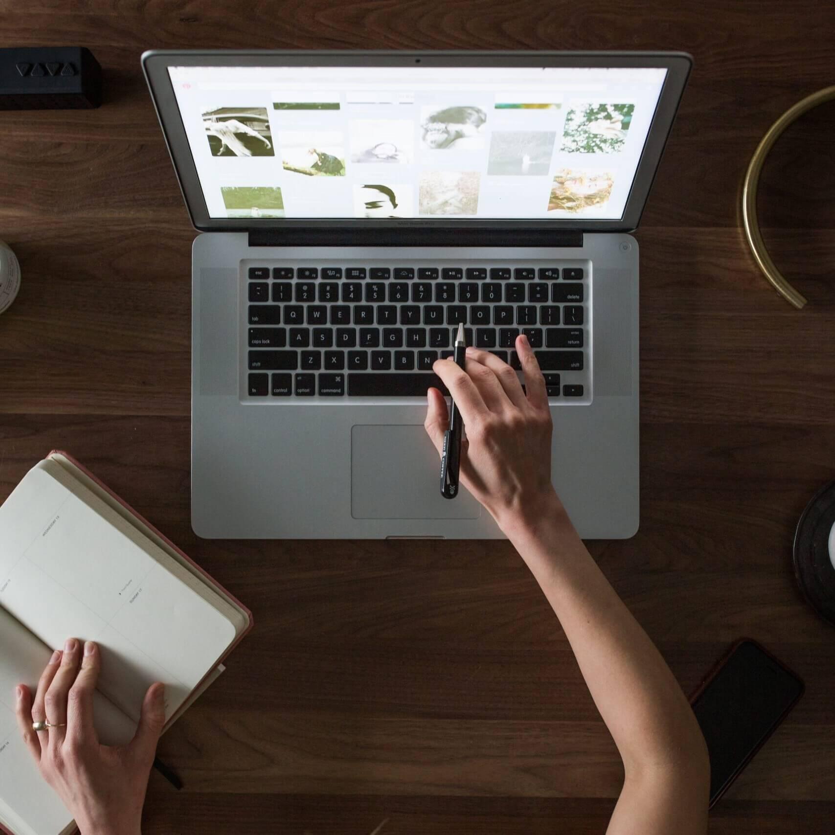 computer-desk-hand for instagram secrets you should know