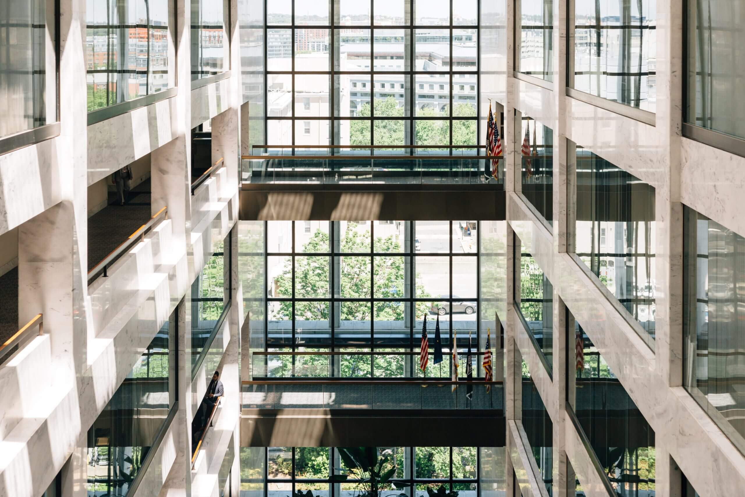 Interior byggnad