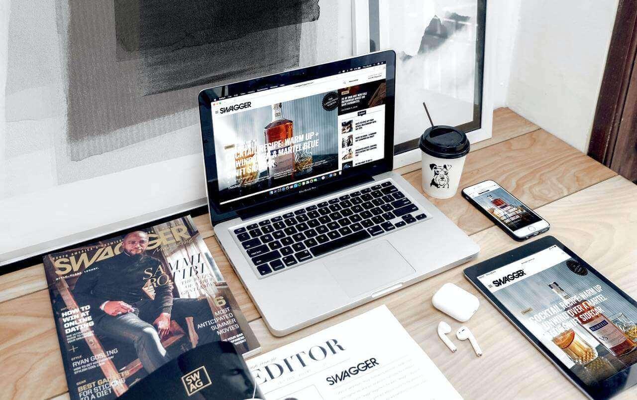 print and digital magazines